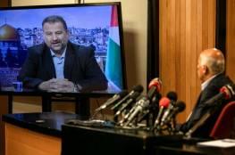 """العاروري-الرجوب: دعوة إلى مفاوضات على حدود 67 أم حرب """"في سبيل الله"""".. بقيادة نتنياهو؟"""