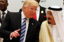 ترامب تحدث هاتفيا إلى الملك سلمان بن عبد العزيز وبحثا حل الأزمة الخليجية