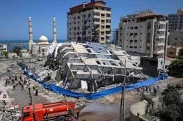 الحلو: صرف مبالغ مالية للمتضررين جزئياً بغزة قريبا