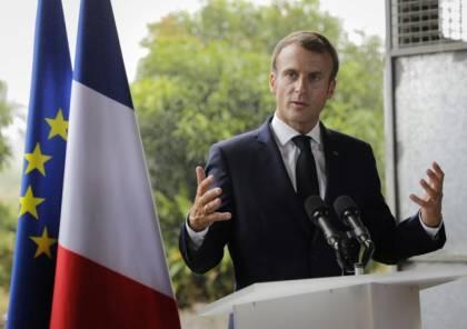 احالة مقربين للرئيس الفرنسي ماكرون للقضاء بتهمة متظاهرين