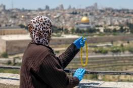 حالتا وفاة و62 إصابة جديدة بفيروس كورونا خلال يومين في القدس