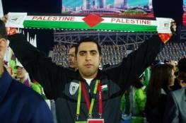 موقف فريد لمدرب فلسطيني في أولمبياد طوكيو