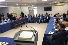 بلدية تعلن رفضها التطبيع وتؤكد عدم تكليفها أحداً بالمشاركة باجتماع تل أبيب