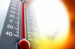 الطقس: أجواء حارة ودرجات الحرارة أعلى من معدلها