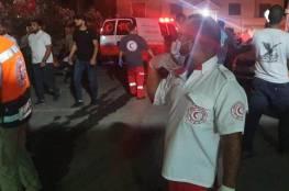 على خلفية شجار..إصابة 39 مواطنًا في حريق اندلع بمبنيين في كفر عقب