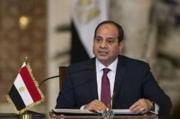 السيسي يوجه رسالة للشعب المصري لعبور أزمة كورونا