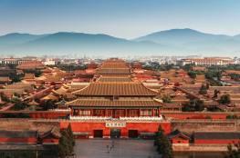 """صيني يشيد نموذجا لـ """"المدينة المحرمة"""" بـ 700 ألف مكعب ليغو (فيديو)"""