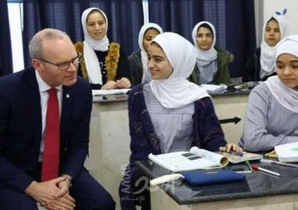 """خلال زيارته لغزة.. رئيس وزراء إيرلندا: قررنا تقديم تبرع إضافي بقيمة 2,5 مليون يورو لـ""""الأونروا"""""""