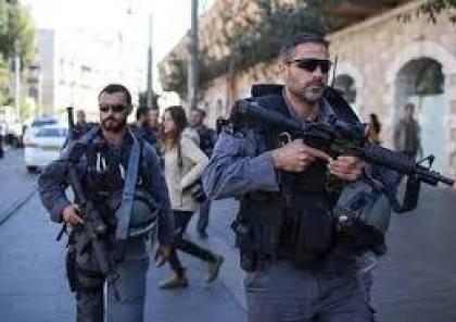 شرطة الاحتلال تقتحم نادي الثوري بالقدس