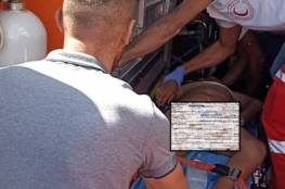 بيت أمر.. إصابة طفل بجروح خطيرة برصاص الاحتلال