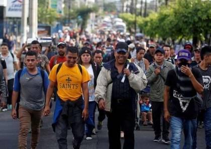 اكبر عملية هجرة في تاريخ البشرية - شعب الهندوراس يترك بلده لحكامه الفاسدين