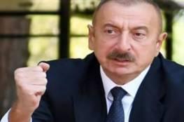 رئيس أذربيجان يوجه رسالة إلى حكومة وشعب أرمينيا