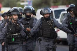 الشرطة الإسرائيلية: المعتقلين بالقدس مارسوا نشاطات محظورة لصالح السلطة الفلسطينية
