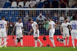 """ريال مدريد ينجو من الهزيمة أمام ليفانتي في مباراة """"مجنونة"""" (فيديو)"""