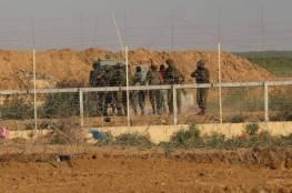 إصابة مواطن برصاص الاحتلال شمال قطاع غزة
