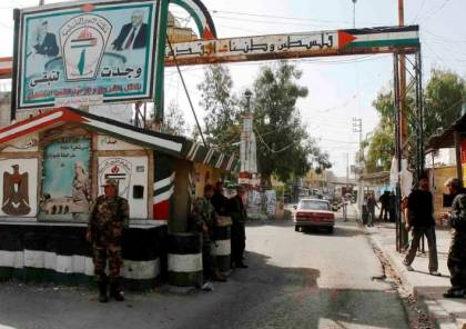 إغلاق مداخل مخيمات الفلسطينيين في لبنان بعد كشف إصابات بكورونا