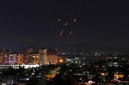 جيش الاحتلال: شظايا صاروخ سوري سقطت في تل أبيب