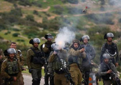مواجهات بين قوات الاحتلال والشبان في قلقيلية