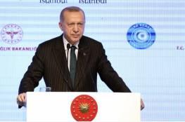 أردوغان: هدفنا هو الصدارة العالمية في كافة مجالات الطاقة المتجددة