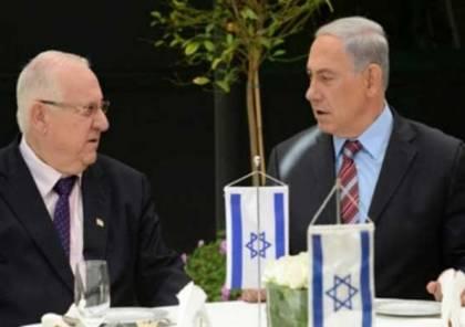 الرئيس الإسرائيلي يوبخ نتنياهو.. لهذا السبب
