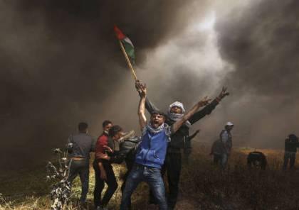 """الفصائل تحذّر إسرائيل من """"التصعيد والمواجهة"""".. الحرائق مقابل مساحة الصيد"""