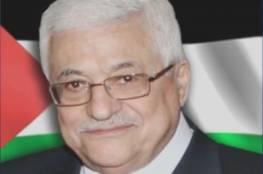 الرئيس عباس يتلقى برقية شكر جوابية من نظيره اللبناني