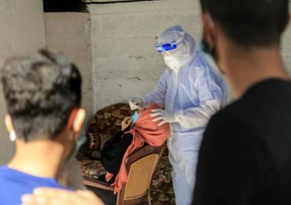 الصحة بغزة: تسجيل حالة وفاة و124 إصابة جديدة بفيروس كورونا وتعافي 127 حالة