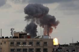 3 شهداء جراء قصف الاحتلال لمنزلين في مخيم البريج وسط قطاع غزة