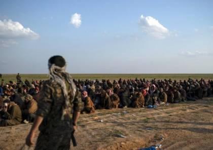 """3000 عنصر من """"داعش"""" سلموا أسلحتهم بالباغوز السورية فجر اليوم"""