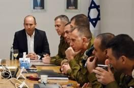 بينت يوجه الجيش للاستعداد لجولة تصعيد واسعة و قريبة مع غزة