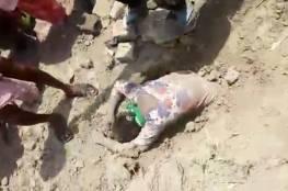 شاهد : رجل أعمال اختطف فتاة ودفنها حية لهذا السبب!!