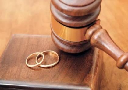 ديوان قاضي القضاة ينفي ما تردد عن إرتفاع حالات الطلاق