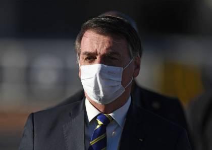 رئيس البرازيل جايير بولسونارو يعلن إصابته بفيروس كورونا