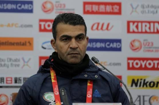 صندوقة: الوقت لم يسعفنا للتعادل أمام قطر