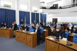 """غزة: التشريعي يقر قانون مؤقت بشأن """"كورونا"""" بالقراءة الثانية"""