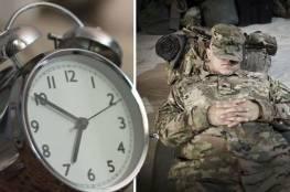 """""""طريقة عسكرية"""" للنوم في غضون دقيقتين أو أقل ؟!"""
