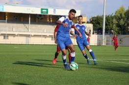 غزة: فريقان لم تهتز شباكهما في دوري الممتازة