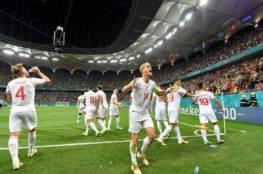 سويسرا تطيح بفرنسا من يورو 2020 وتخطف بطاقة ربع النهائي