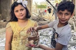 قصة الطفلة الفلسطينية التي أنقذت السمكة من تحت القصف  (فيديو)