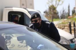 الشرطة تحرر مخالفات لعدم الالتزام بإجراءات السلامة العامة في جنين وطولكرم