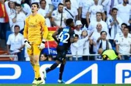 فيديو.. كلوب بروج يفاجئ ريال مدريد ويجبره على نقطة التعادل