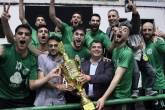 فريقان يمثلان فلسطين بالبطولة العربية للطائرة