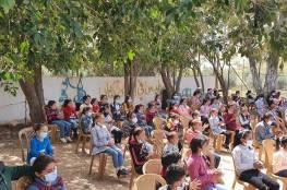 نابلس: إطلاق فعاليات يوم الطفل بتكريم أطفال فروش بيت دجن وحمصة وعين شبلي بالأغوار