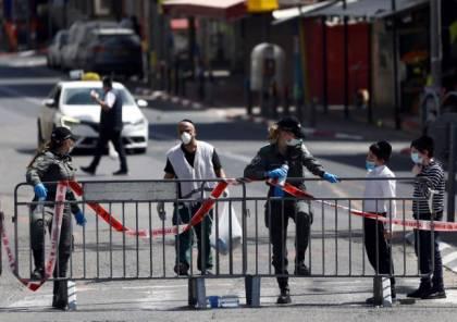 إجراءات إسرائيلية جديدة لتقييد التجمعات لمواجهة كورونا