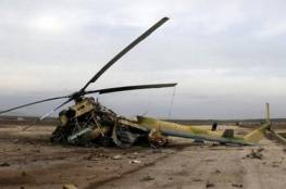 تحطم مروحية عسكرية جنوبي السودان
