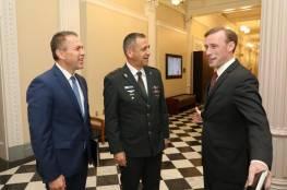مستشار الأمن القومي الإسرائيلي يلتقي نظيره الأميركي في واشنطن