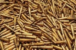 سرقة آلاف الطلقات النارية من مستودع لجيش الاحتلال