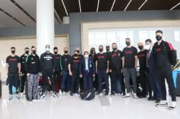 بعثة منتخبنا السلوي تصل إلى البحرين للمشاركة بالتصفيات المؤهلة لنهائيات آسيا
