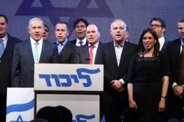 الاذاعة العبرية : الليكود يزداد قوة و القائمة العربية المشتركة تتراجع