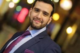 خالد الزعيم.. أول محامي فلسطيني من غزّة يصبح مؤهلاً لمزاولة مهنة المحاماة في إنجلترا
